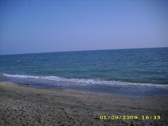 Latina, Italien: spiaggia libera