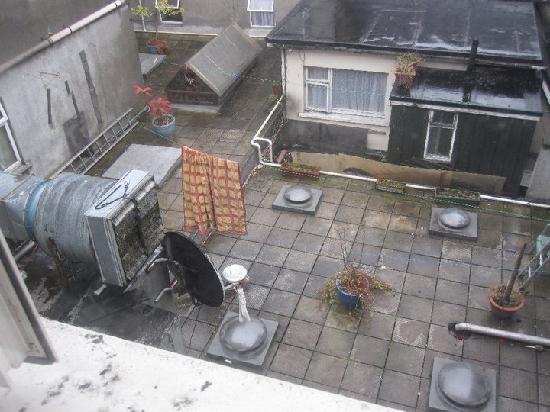 Kilford Arms Hotel: Kilford Arms Laundry System