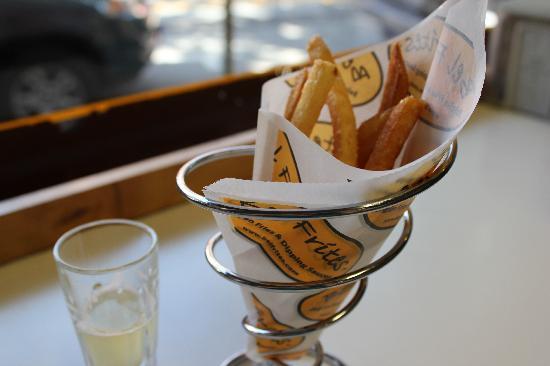San Luis Obispo, CA: Bel Frites