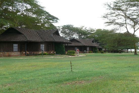 Ol Tukai Lodge: Gästehaus