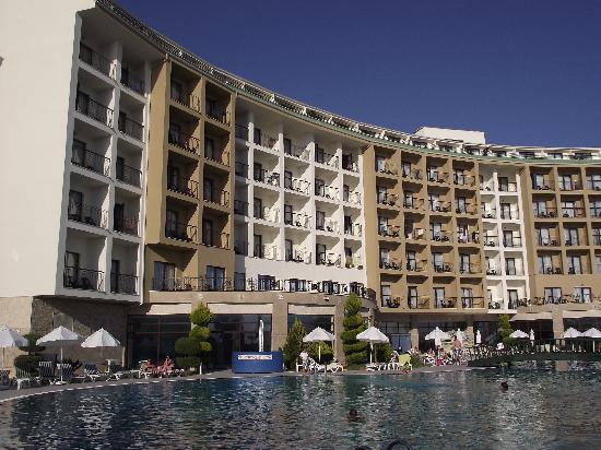 Lyra Resort & Spa: Lyra hotel