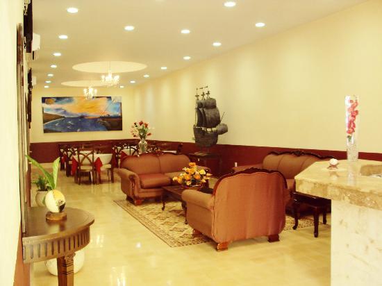 Hotel El Navegante: Lobby