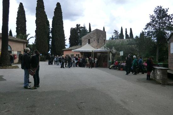 圣卡利斯托墓窟