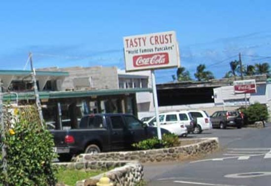 Photo of American Restaurant Tasty Crust Restaurant at 1770 Mill St, Wailuku, HI 96793, United States
