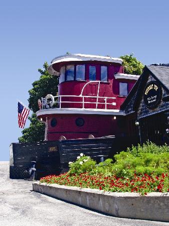 Tugboat Inn: The Tugboat Restaurant