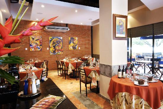 Torre De Cali Hotel: Restaurante