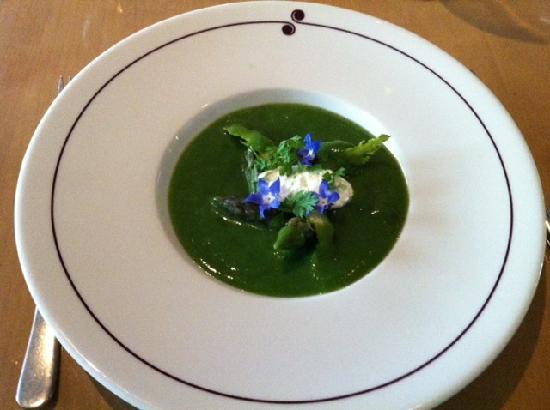 Guy Martin Italia : Asparagus Soup Salad