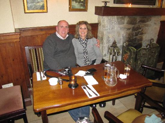 Foleys Guesthoues & Self-Catering Holiday Homes: Friends from Texas ordered the same dish, and loved it.