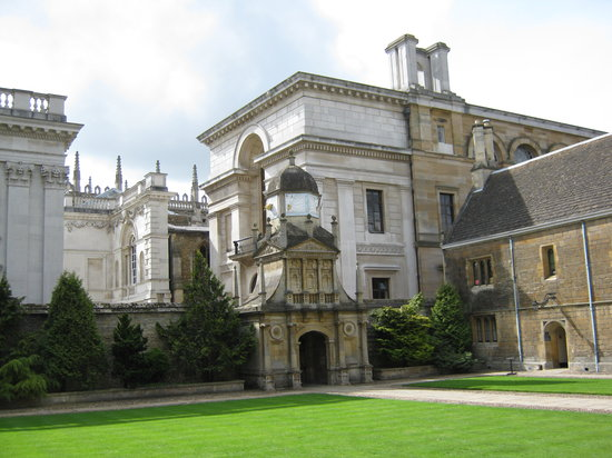 ‪Gonville and Caius College‬