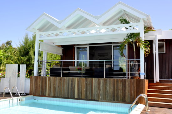 Green Cay Villas: Villa