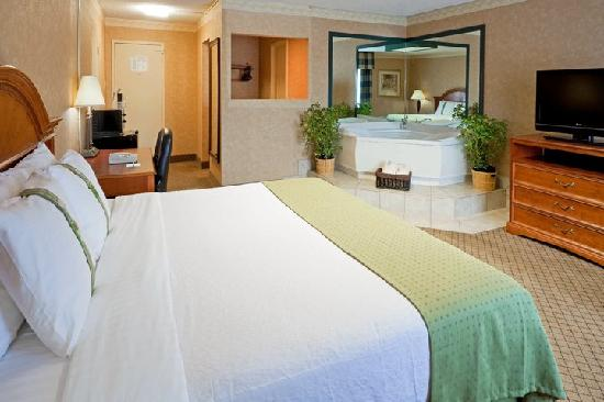 Holiday Inn Oneonta: Jacuzzi Suite