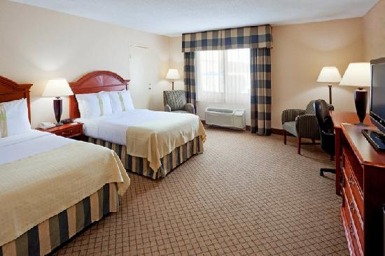 Holiday Inn Oneonta: Standard Room