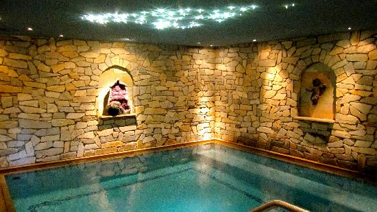 Hotel Thomahof : small thermal water pool