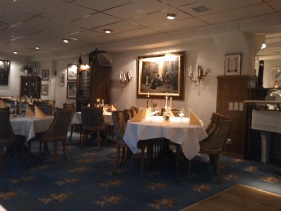 Hotell Tre Liljor: sala ristorante