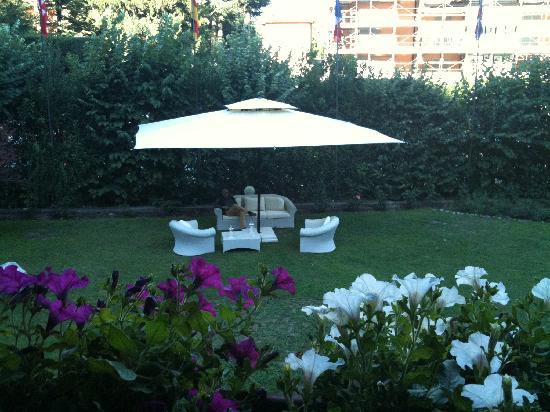 Hotel Terzo Crotto: giardino