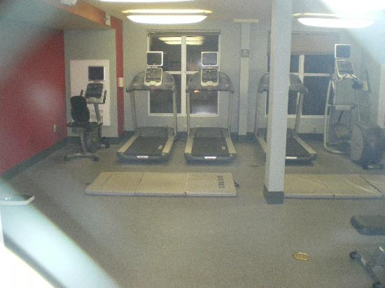 Homewood Suites Orlando-International Drive/Convention Center: The Gym