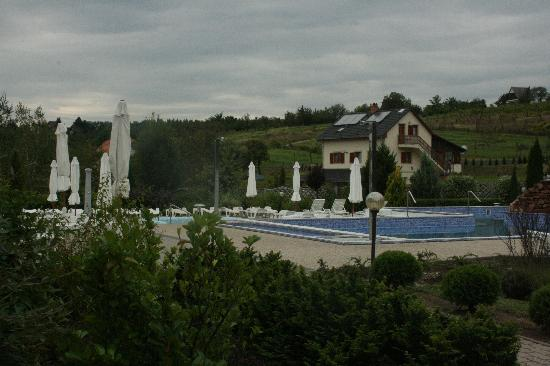 Hotel Villa Volgy : swimming pool
