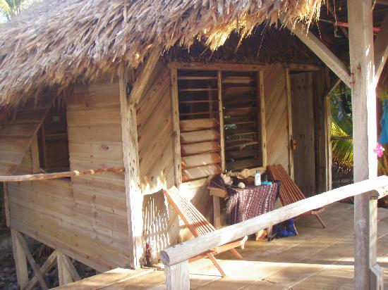 Long Caye Resort: Cabin