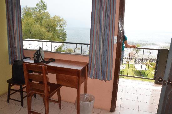 Hotel Sakcari: Room View at Sak´cari