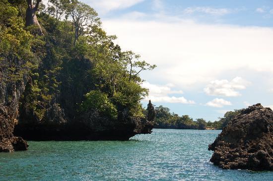Mahajanga, Madagascar: comme la baie d'halong