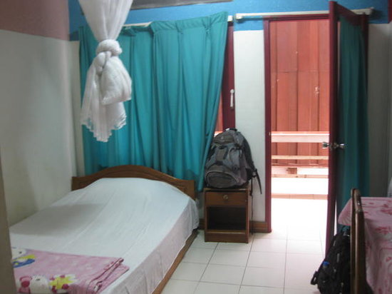 Nita Guest House: room view 1
