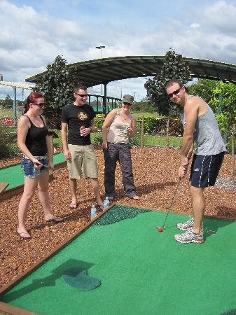 Flight Path Golf & Outdoor Recreation : Here's another great fun challenge for all ages - Mini Golf!