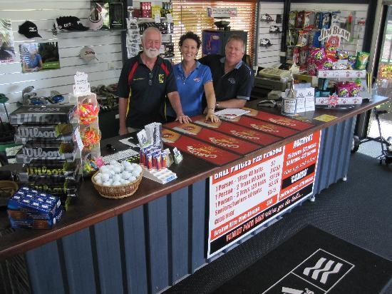Flight Path Golf & Outdoor Recreation : Our friendly staff are awaiting your visit!