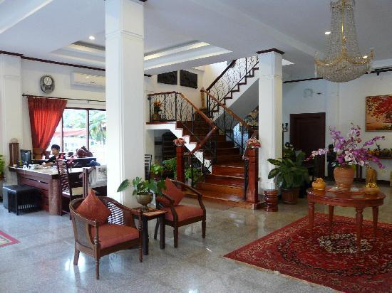 Vayakorn Inn: réception