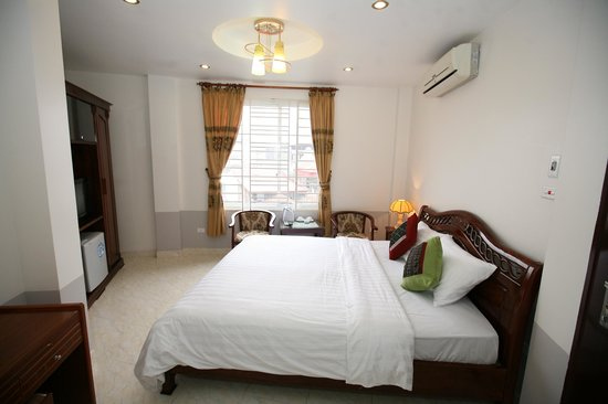 Hanoi Harmony Hotel: Superior double room