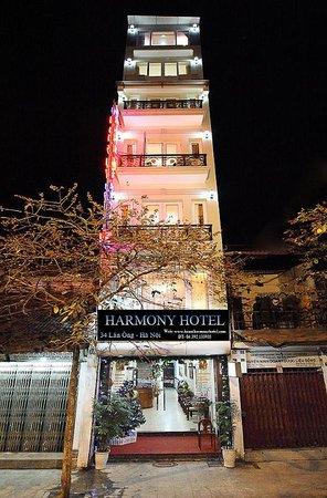 Hanoi Harmony Hotel: Hotel Exterior