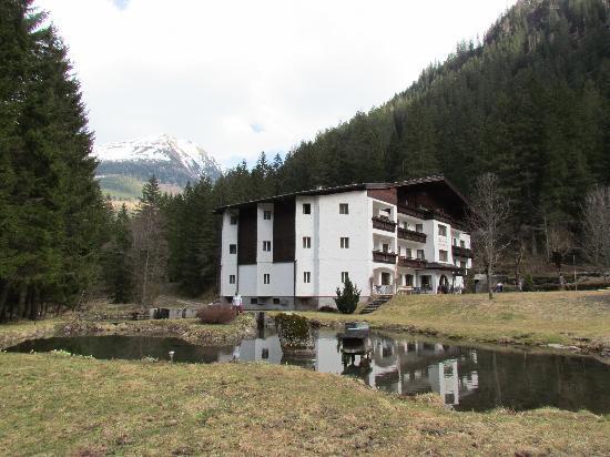 Hotel Alpenhaus Evianquelle : Hotel Evianquelle