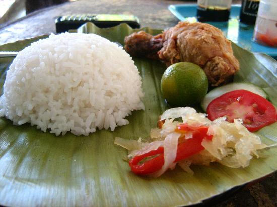GAP Farm: chicken sulit meal