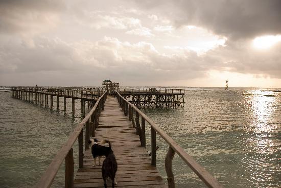 Sagana Resort: The Boardwalk