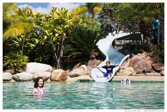 NRMA Treasure Island Holiday Park: This also another great pool.
