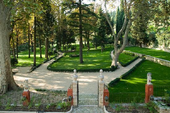 Villa Cordevigo Wine Relais: Parco