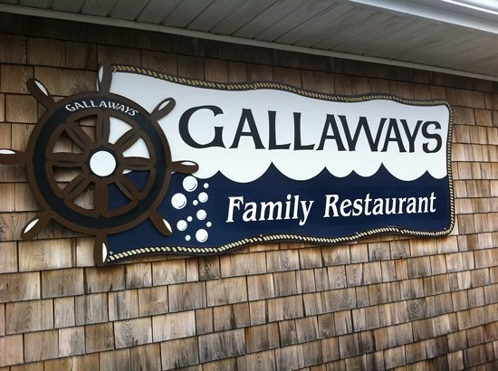 Gallaways Family Restaurant: Gallaways Restaurant