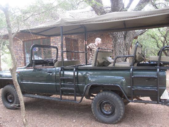 Call of Africa: Erste Safari mit dem Bushcar