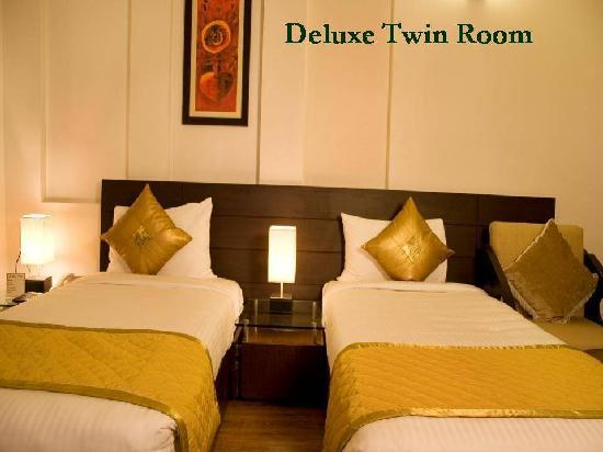 Hotel Golf View: Deluxe Twin Room