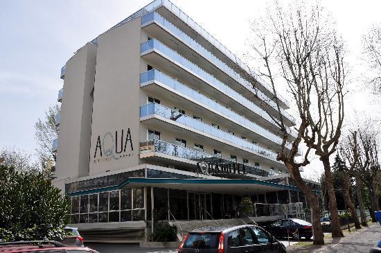 Aqua Hotel: Außenansicht