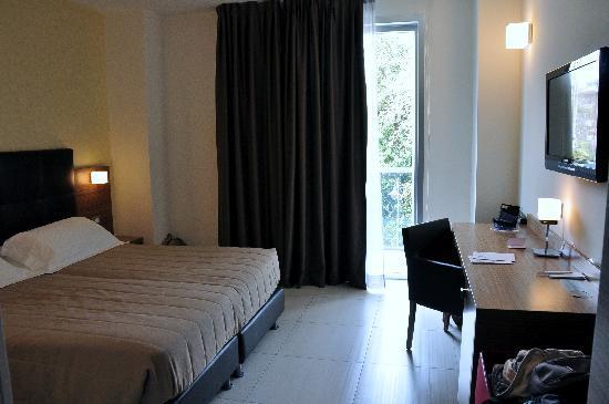 Aqua Hotel: unser Zimmer