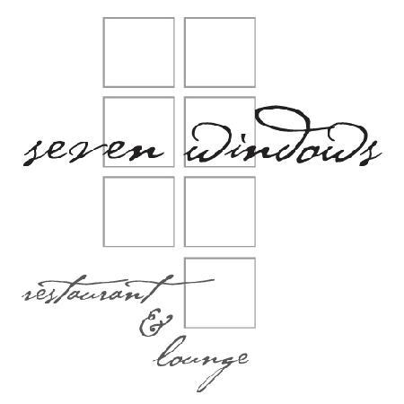 Seven Windows Restaurant: Logo