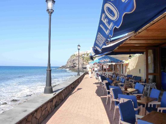 XQ El Palacete : Promenade in 30 m Entfernung