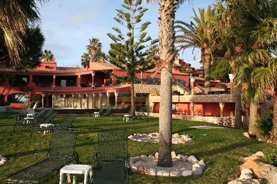 Boutique Hotel Vivenda Miranda: Down at the pool end