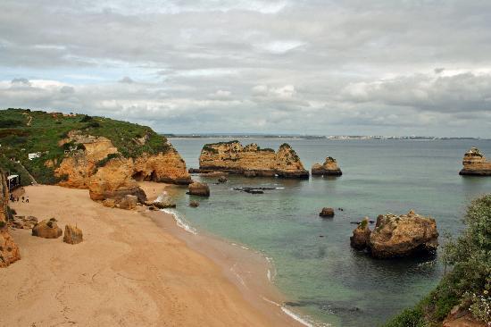 Boutique Hotel Vivenda Miranda: Beach nearby