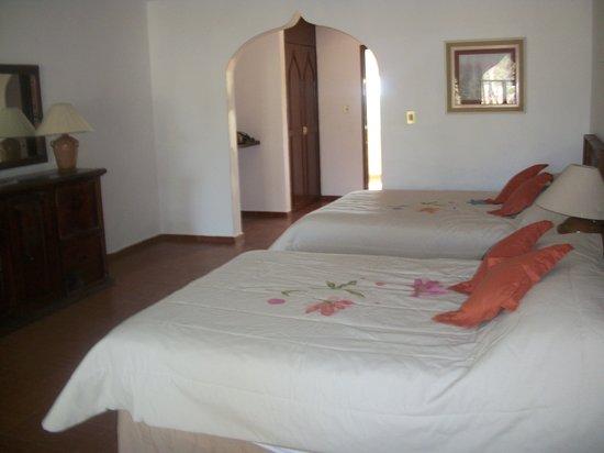 Marjaba: Habitaciones amplias, frescas y con preciosa vista