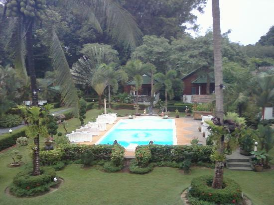 Jungle Village: view of the pool