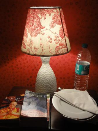 Shanti Home: Chambre - Détail