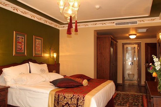 Rose Garden Suites Istanbul: rooms