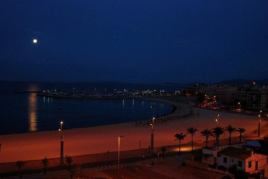 Playa de Palma, Hiszpania: Nice view form the balcony