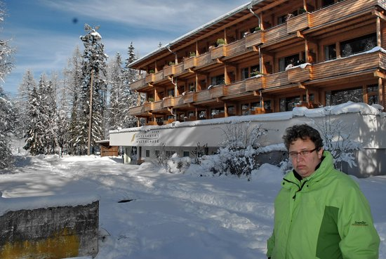 Naturhotel Waldklause: Hotel from outside